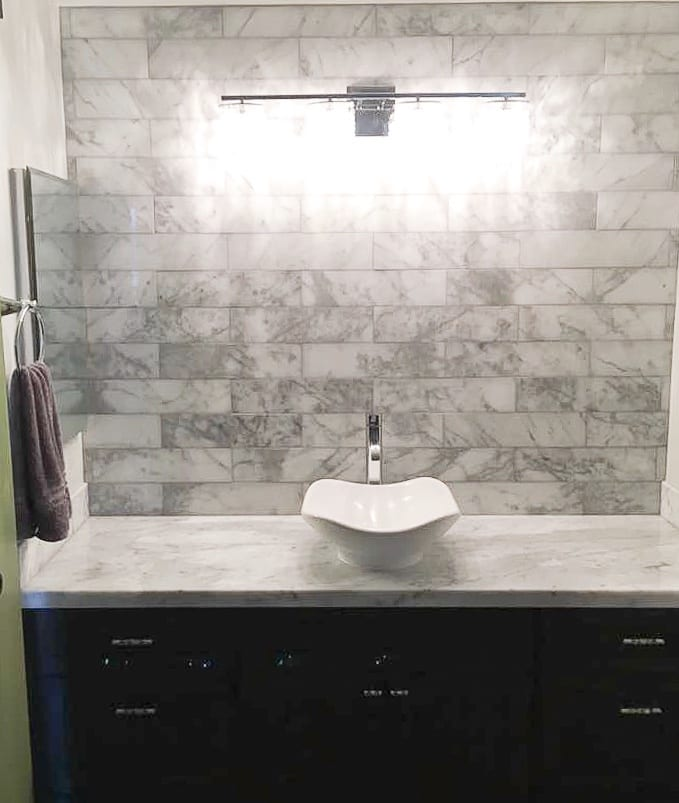 Marble Bathroom Tile